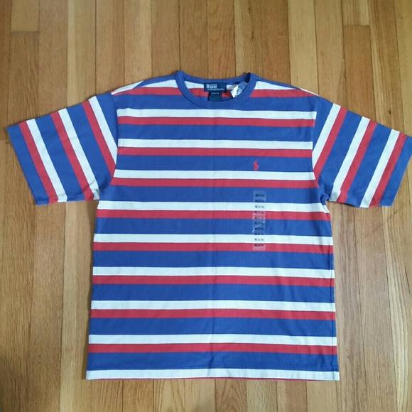 4f2f7403 Polo by Ralph Lauren, boys cotton tshirt. new NWT